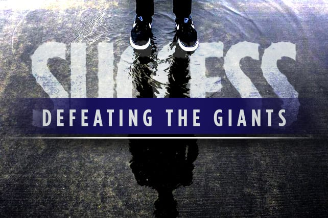 Why Success Is Never About Defeating the Giants