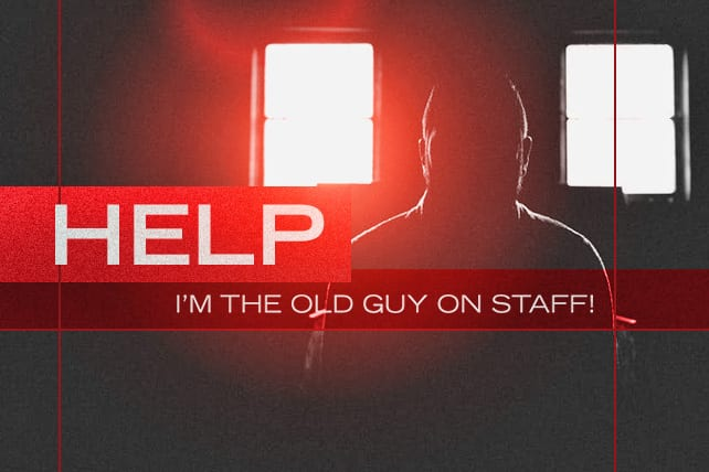 Help, I'm the Old Guy on Staff! (How to Manage Millennials with Mercy)