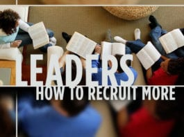 How to Recruit More Small Group Leaders