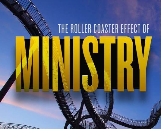 The Roller Coaster Effect of Ministry