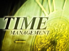 Why You Can't Seem to Manage Your Time
