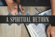 How to Increase the Spiritual Return on a Sermon
