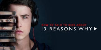How to Talk to Kids About 13 Reasons Why