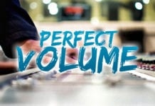 How to Find the Perfect Volume