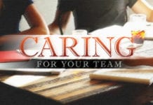 5 Ways to Care for Your Team