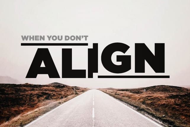 One Of The Many Problems Youth Pastors Face: What To Do When A Youth Pastor and Senior Pastor Don't Align