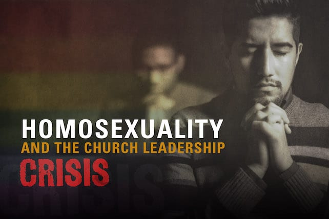 articles on homosexuality in the church