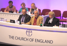 transgender church of England