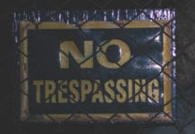7 Ways We Put a Not Welcome Sign on Our Church
