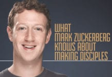 What Mark Zuckerberg Knows About Making Disciples