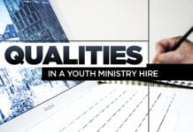 The Top 3 Qualities in a Youth Ministry Hire