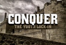 Conquer the Youth Lock-In, Before it Conquers You