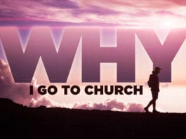 Why I Go to Church