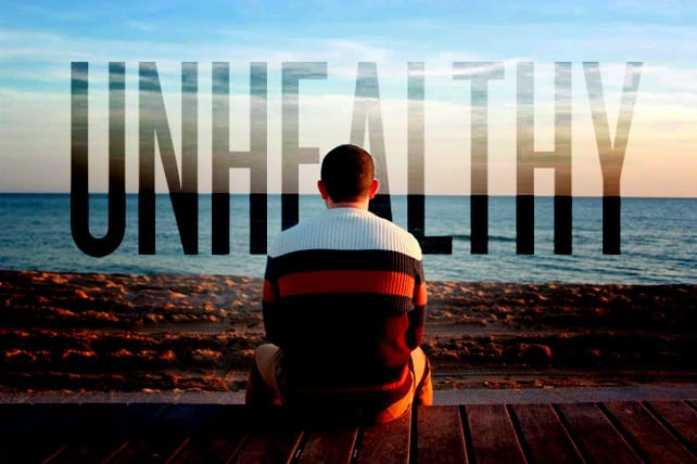 Top 10 Symptoms of Emotionally Unhealthy Spirituality