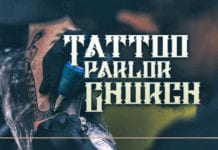 Tattoo Parlor Church