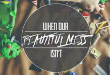 Our Beautiful Mess Isn't