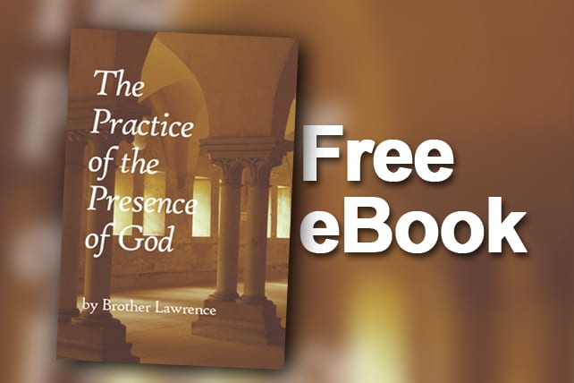 brother lawrence the practice of the presence of God