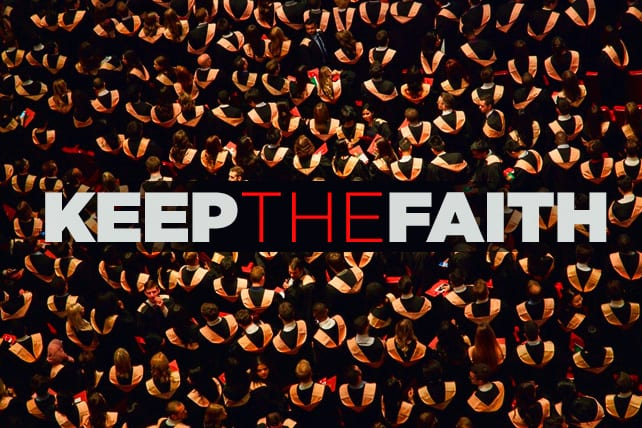 4 Ways to Help Graduates Keep the Faith in College