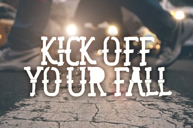 4 Tips for Kicking Off Your Fall