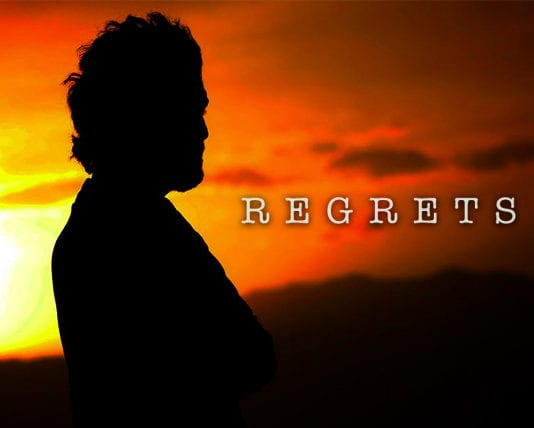 Why Regrets Are a Waste of Time
