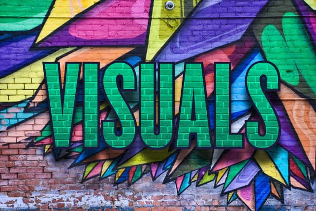 How to Teach with Visuals