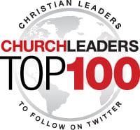 Top Christian Leaders to follow on Twitter badge