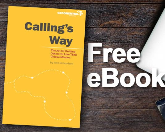 Free resources for outreach missions churchleaders free ebook callings way by pete richardson fandeluxe Gallery