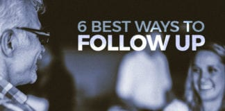 The best ways to follow up with your visitors