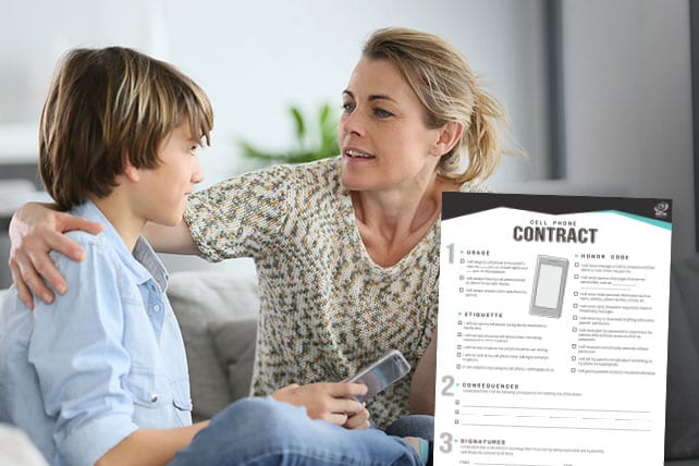printable cell phone contract