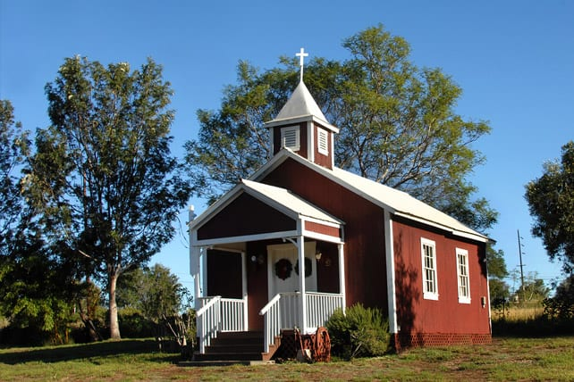 small churches