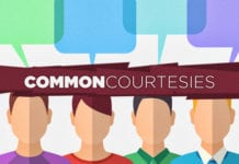 Common Courtesies: Small Group Ground Rules