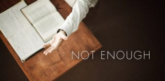 10 Good Things that Aren't Good Enough Reasons to Become a Pastor
