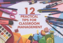 12 Practical Tips for Classroom Management