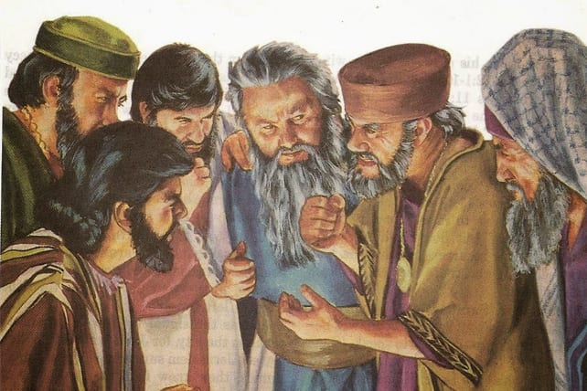 7 Signs the Pharisees Are Running Your Church