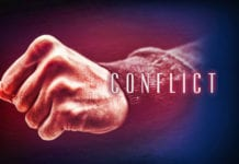 how to handle conflict in ministry