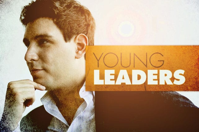 How a Young Leader Develops as a Leader