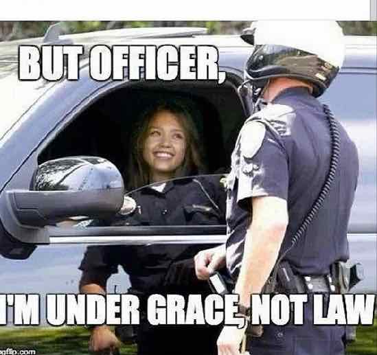 christian memes officer grace