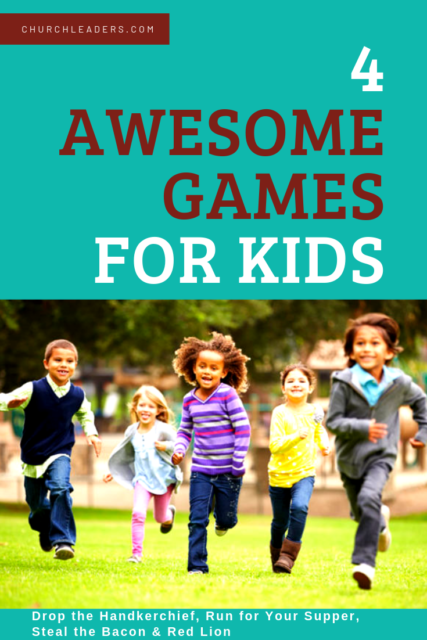 awesome games for kids