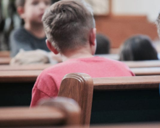 Kids in Church: What Do You Expect is Going to Happen?
