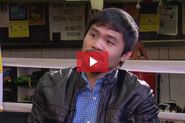 Manny Pacquiao | What Is a Real Christian?