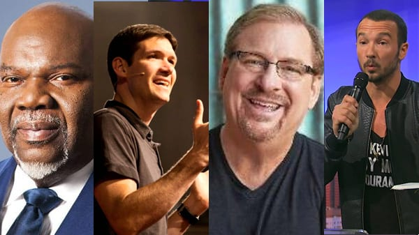 Who's Your Megachurch Pastor Match? Find Out in This Short Quiz