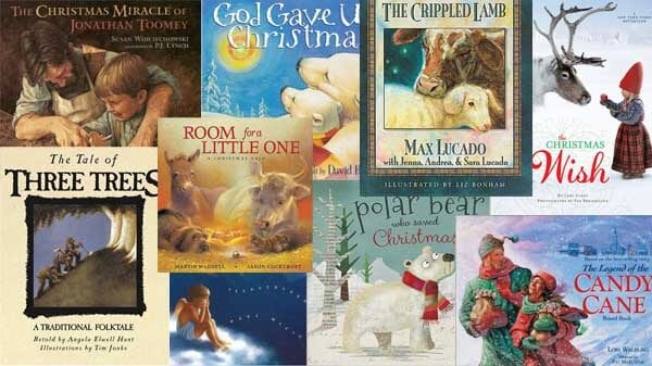25 must read christmas books for kids and adults