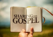 Share the Gospel: Help your students acquire a passion for evangelism.