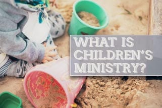 what is children s ministry