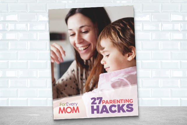 Free book: Parenting Hacks