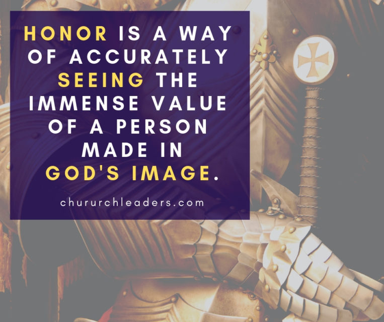 honor: marriage advice from Gary Smalley