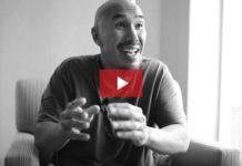 "Francis Chan on family: ""Not only are you missing out on life, but we are turning away our children by the droves because our lives are not the adventure they see in Scripture."""