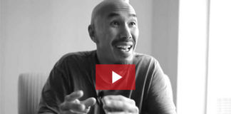 """Francis Chan on family: """"Not only are you missing out on life, but we are turning away our children by the droves because our lives are not the adventure they see in Scripture."""""""