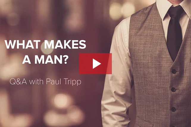 Paul Tripp | Christianity, Homosexuality and Transgenderism