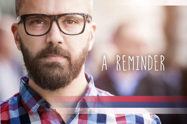 The Reminder Every Youth Leader Needs